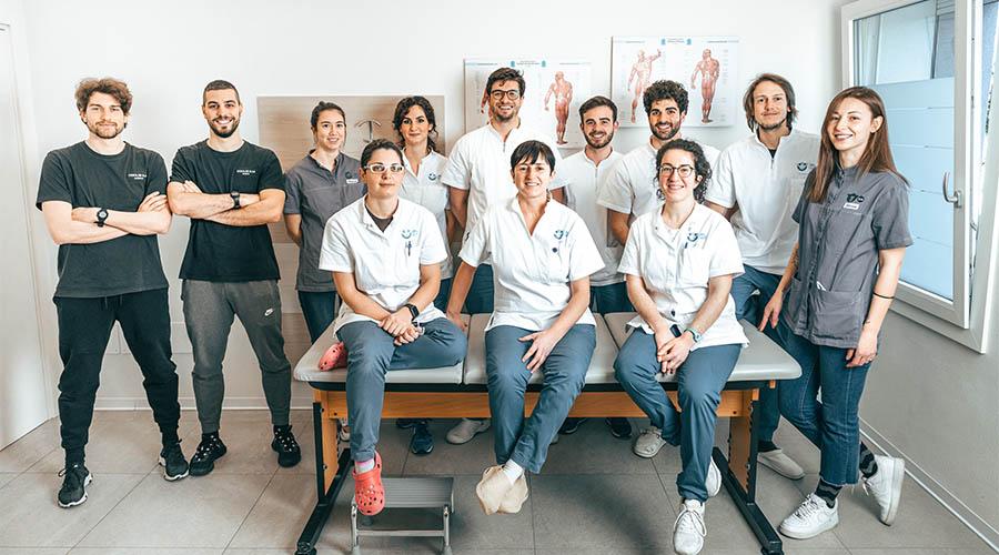 team fisiolab 8.14 fisioterapisti rosà vicenza